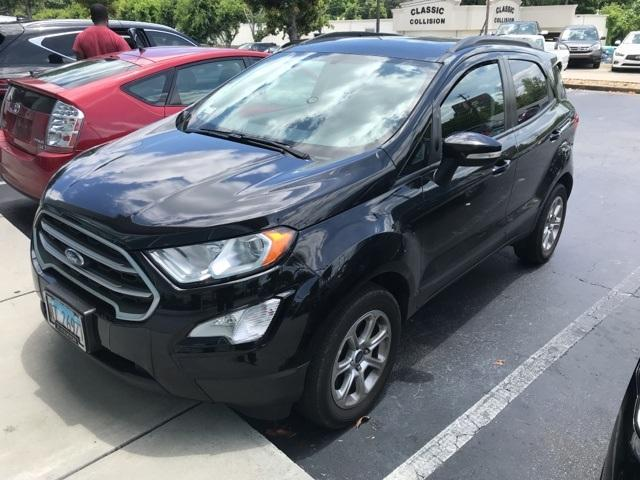 used 2018 Ford EcoSport car, priced at $18,280