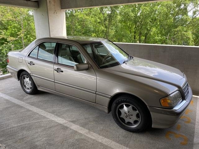 used 1999 Mercedes-Benz C-Class car, priced at $4,980