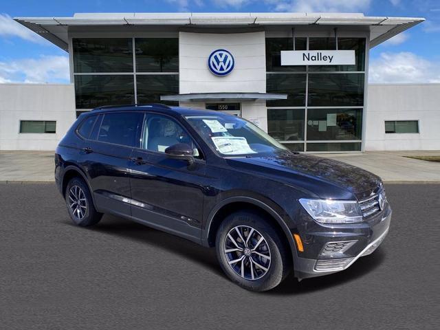 new 2021 Volkswagen Tiguan car, priced at $26,920