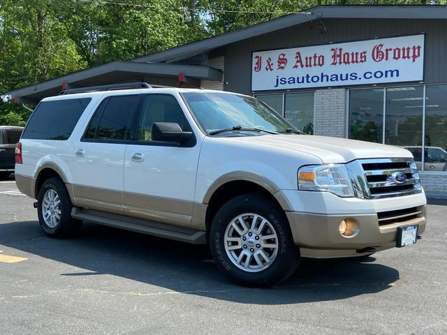 used 2014 Ford Expedition EL car, priced at $16,995