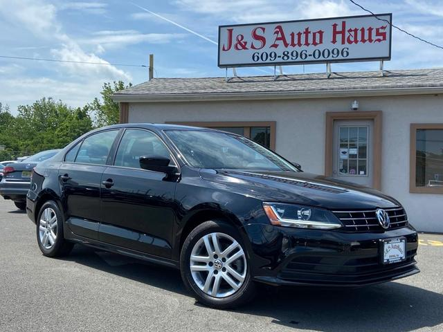 used 2018 Volkswagen Jetta car, priced at $16,995