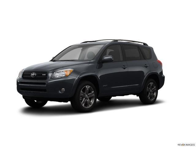 used 2008 Toyota RAV4 car, priced at $12,995