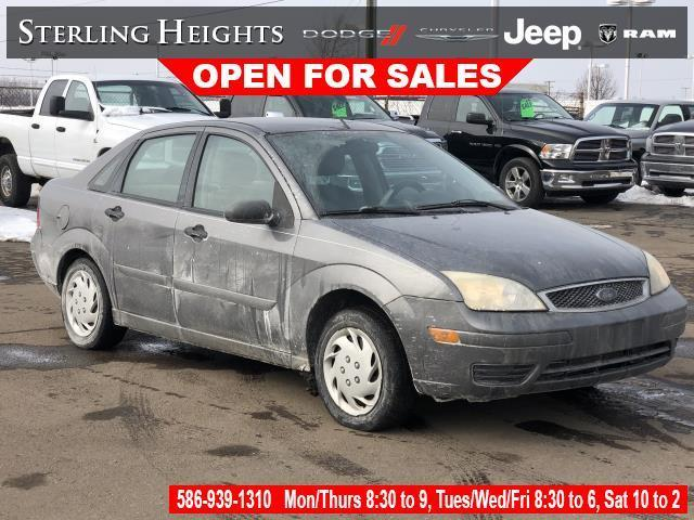 used 2007 Ford Focus car, priced at $2,995