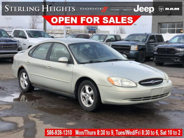 used 2003 Ford Taurus car, priced at $2,995