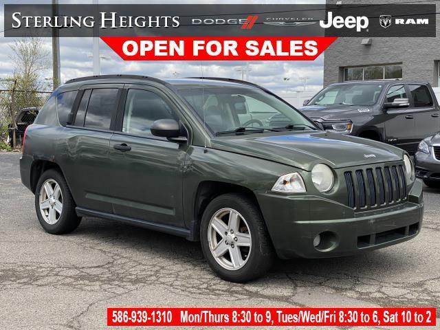 used 2007 Jeep Compass car, priced at $3,995