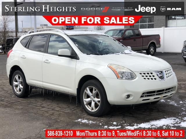 used 2009 Nissan Rogue car, priced at $4,995