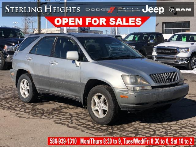used 2000 Lexus RX 300 car, priced at $3,423