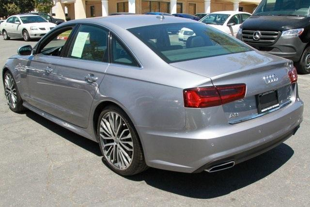 used 2018 Audi A6 car, priced at $34,039