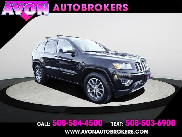 used 2014 Jeep Grand Cherokee car, priced at $19,450