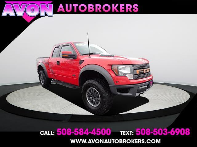 used 2011 Ford F-150 car, priced at $34,995