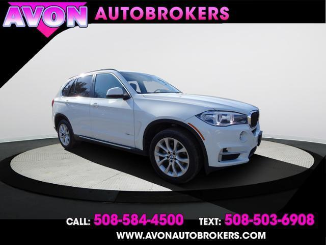 used 2016 BMW X5 car, priced at $31,895