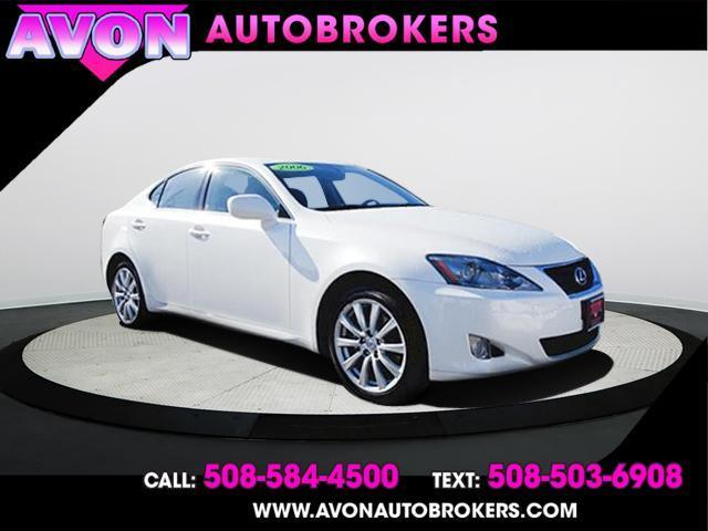 used 2006 Lexus IS 250 car, priced at $13,995