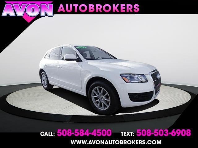 used 2011 Audi Q5 car, priced at $15,495