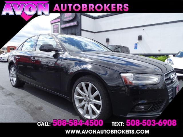 used 2013 Audi A4 car, priced at $13,888