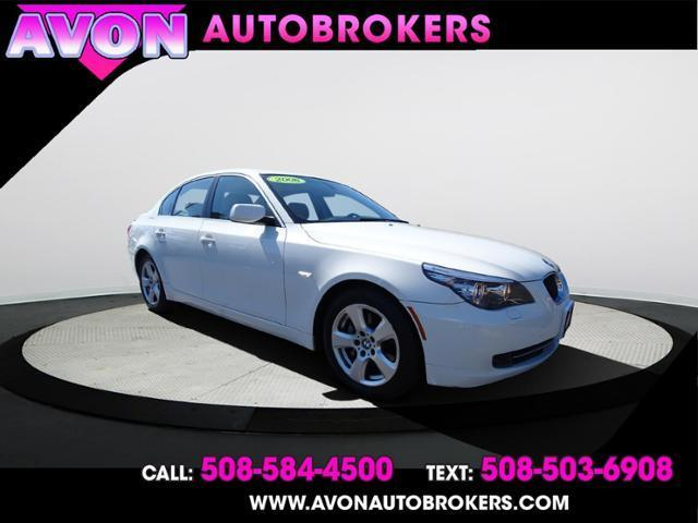 used 2008 BMW 535 car, priced at $13,995