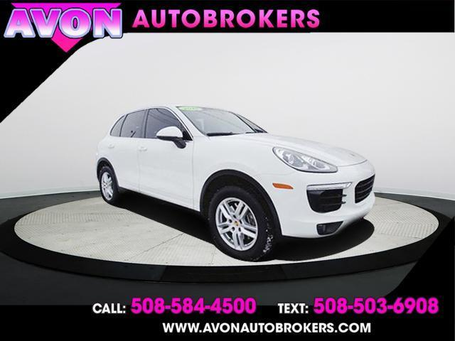 used 2016 Porsche Cayenne car, priced at $37,495