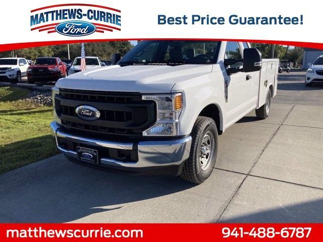 new 2020 Ford F-250 car, priced at $42,379