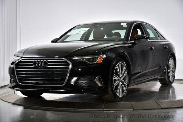 new 2020 Audi A6 car, priced at $60,645