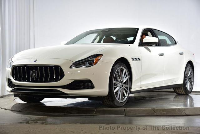 new 2019 Maserati Quattroporte car