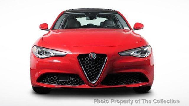 new 2021 Alfa Romeo Giulia car, priced at $43,935