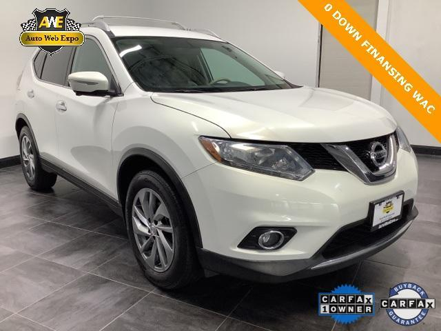 used 2014 Nissan Rogue car, priced at $14,596