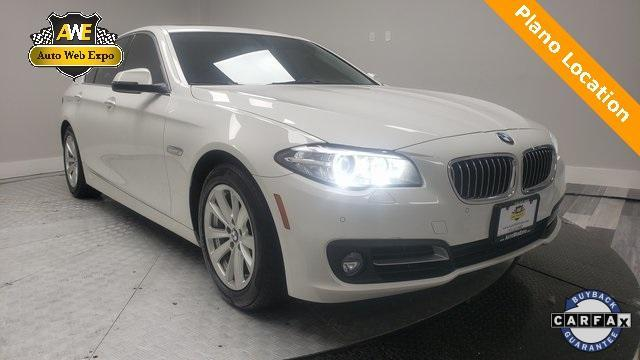 used 2016 BMW 528 car, priced at $19,873