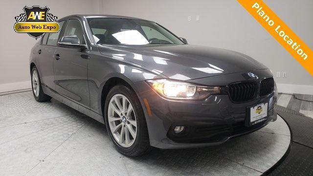 used 2017 BMW 320 car, priced at $23,881