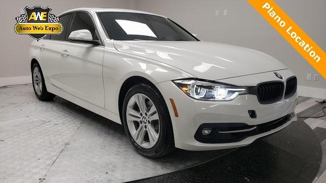 used 2018 BMW 330 car, priced at $24,792