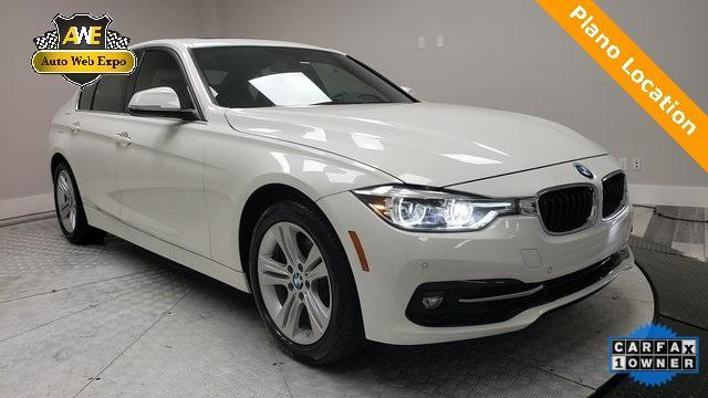 used 2017 BMW 330 car, priced at $24,949