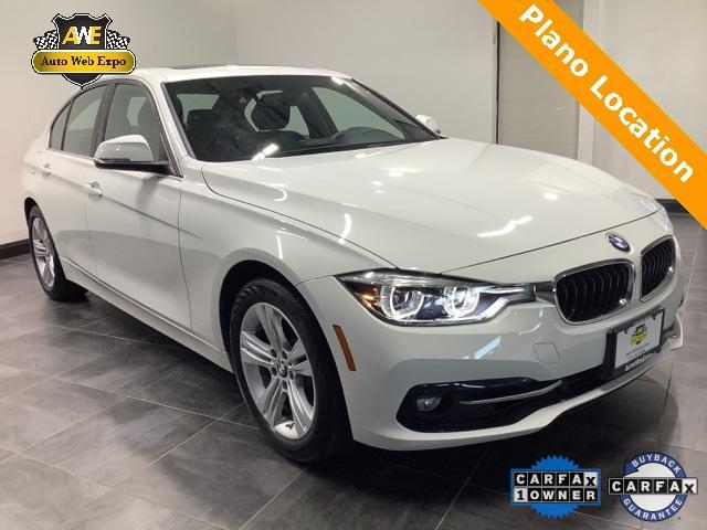 used 2018 BMW 330 car, priced at $26,409