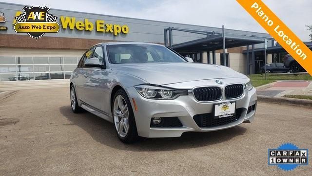 used 2018 BMW 330e car, priced at $25,610