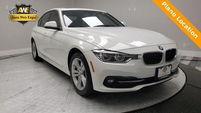 used 2018 BMW 328d car, priced at $24,449