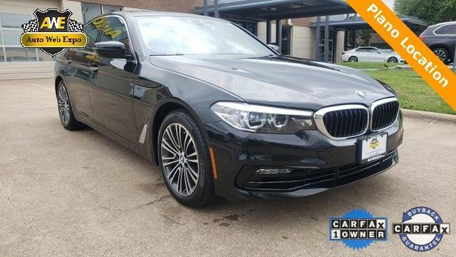 used 2018 BMW 530e car, priced at $32,531