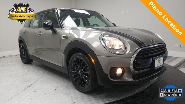 used 2018 MINI Clubman car, priced at $21,715