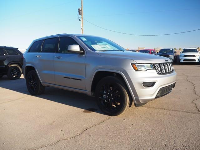 new 2021 Jeep Grand Cherokee car, priced at $39,500