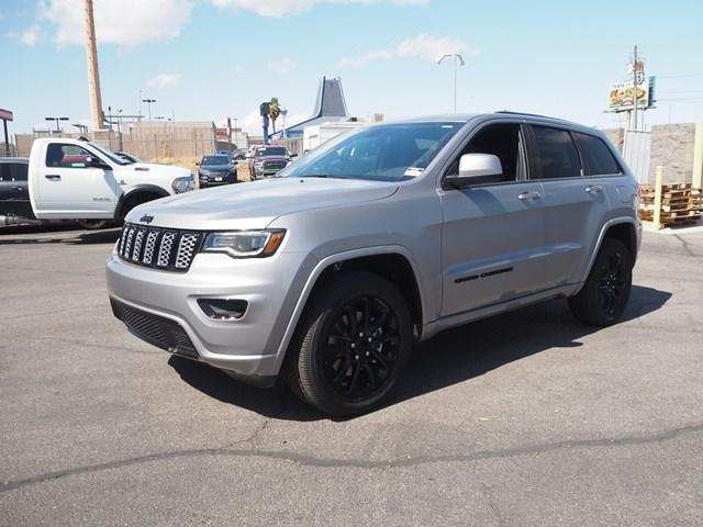 new 2021 Jeep Grand Cherokee car, priced at $41,720