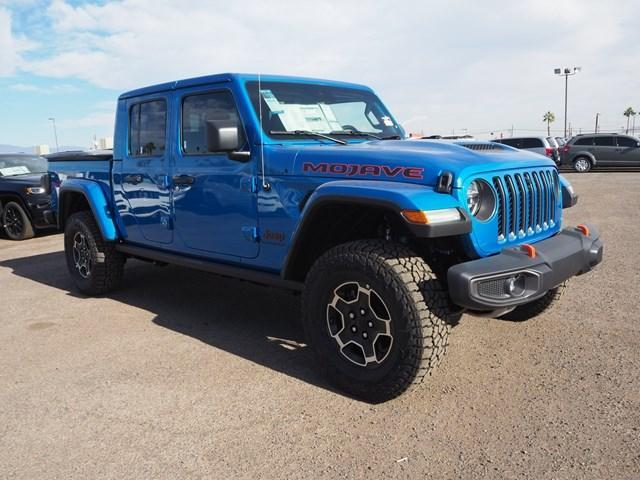 new 2021 Jeep Gladiator car, priced at $54,945