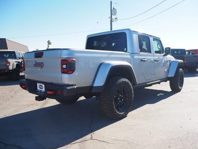 new 2021 Jeep Gladiator car, priced at $52,860