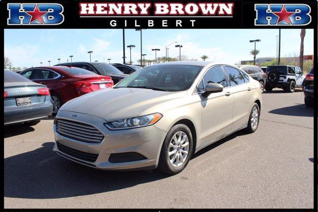 used 2015 Ford Fusion car, priced at $10,999
