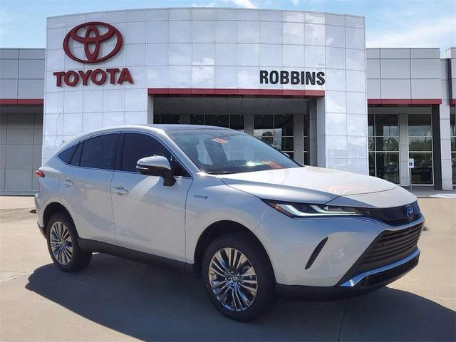 new 2021 Toyota Venza car, priced at $42,997