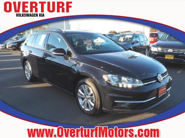 used 2019 Volkswagen Golf SportWagen car, priced at $19,990