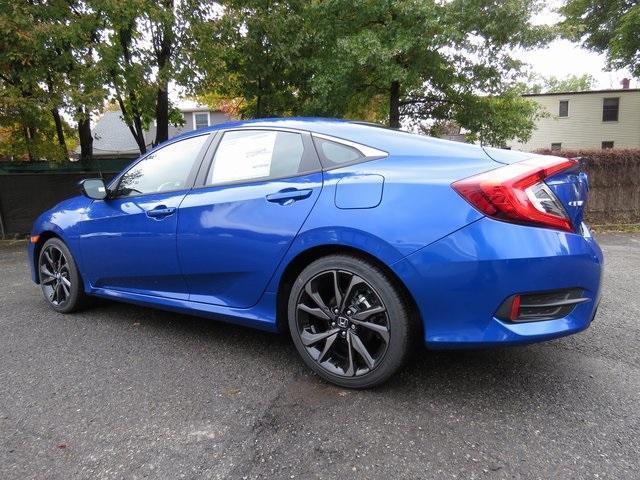new 2021 Honda Civic car, priced at $22,628