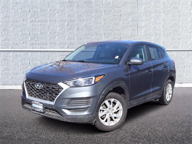 used 2019 Hyundai Tucson car, priced at $19,710