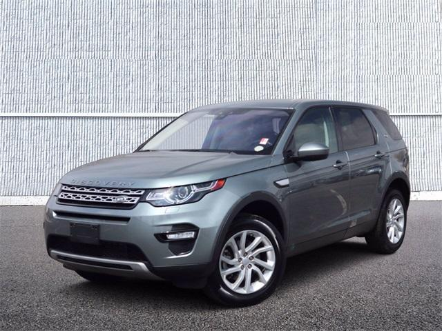 used 2017 Land Rover Discovery Sport car, priced at $27,874