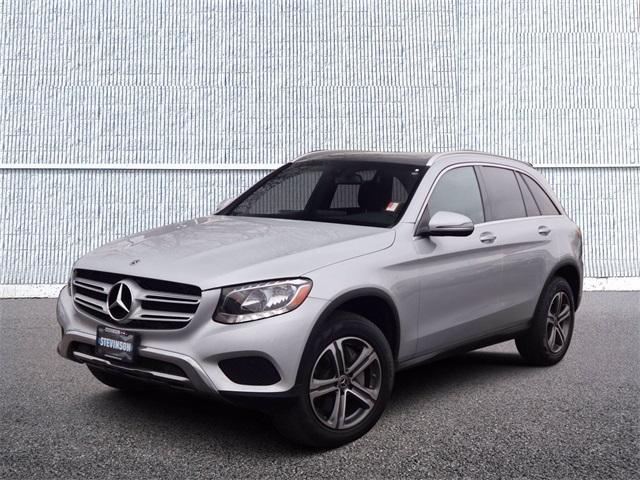used 2019 Mercedes-Benz GLC 300 car, priced at $37,907