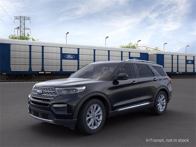 new 2021 Ford Explorer car, priced at $51,530