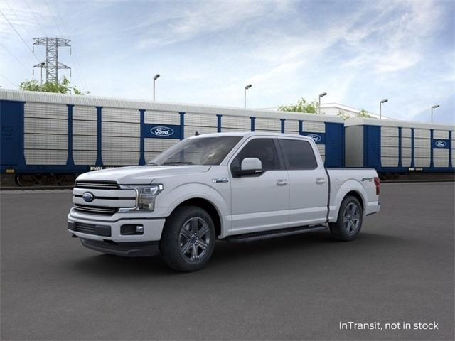 new 2020 Ford F-150 car, priced at $59,495