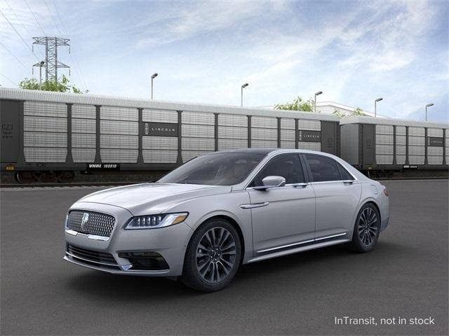 new 2020 Lincoln Continental car, priced at $72,380