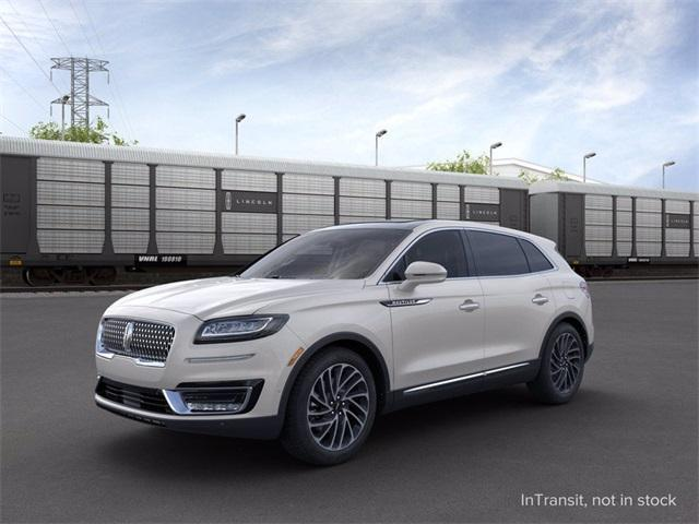 new 2020 Lincoln Nautilus car, priced at $49,740