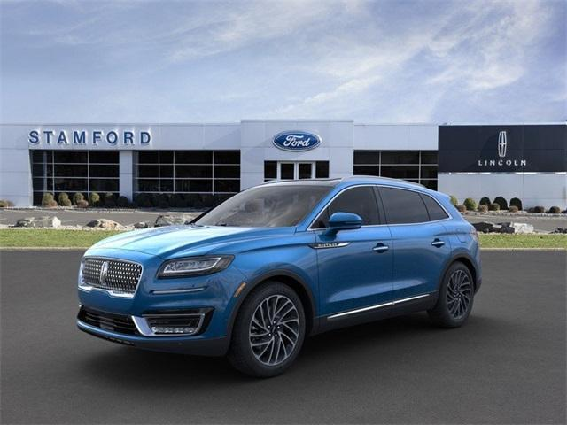 new 2020 Lincoln Nautilus car, priced at $53,235